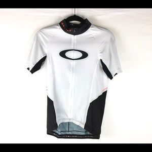 Oakley Shirts - Oakley Jawbreaker Road Jersey Blackout 74237054d